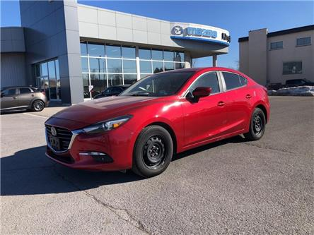 2018 Mazda Mazda3 GT (Stk: 21c004a) in Kingston - Image 1 of 28