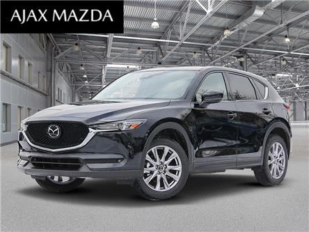 2021 Mazda CX-5 GT (Stk: 21-1378) in Ajax - Image 1 of 23