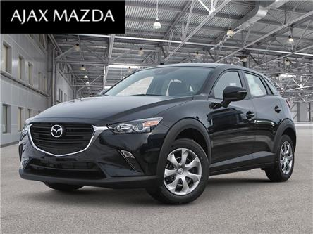 2021 Mazda CX-3 GX (Stk: 21-1372) in Ajax - Image 1 of 23