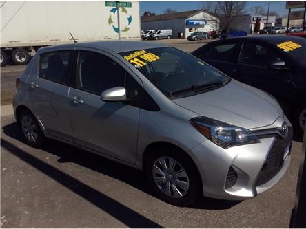 2016 Toyota Yaris LE (Stk: A9269) in Sarnia - Image 1 of 30