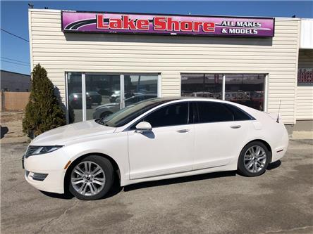 2013 Lincoln MKZ Base (Stk: K9549-1) in Tilbury - Image 1 of 21