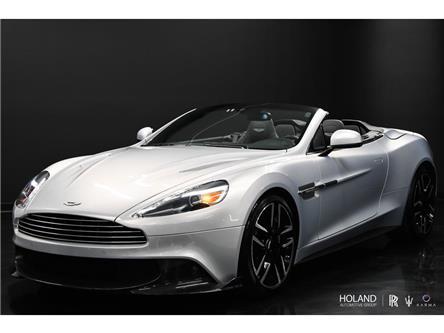 2018 Aston Martin Vanquish S Volante (Stk: SCFPMC) in Montreal - Image 1 of 30