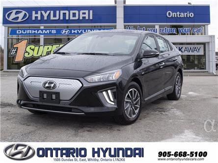 2020 Hyundai Ioniq EV Ultimate (Stk: 076380) in Whitby - Image 1 of 20
