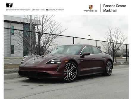 2021 Porsche Taycan 4S (Stk: PN0082) in Markham - Image 1 of 21