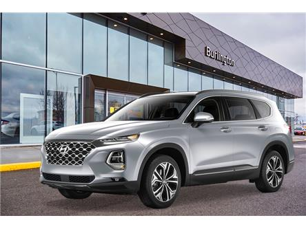 2021 Hyundai Santa Fe Preferred w/Trend Package (Stk: N2887) in Burlington - Image 1 of 3