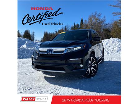 2019 Honda Pilot Touring (Stk: U5891A) in Woodstock - Image 1 of 11