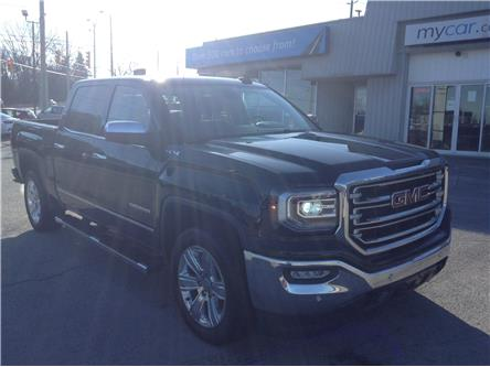 2017 GMC Sierra 1500 SLT (Stk: 210156) in Kingston - Image 1 of 26
