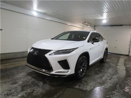 2021 Lexus RX 450h Base (Stk: 2190391) in Regina - Image 1 of 38