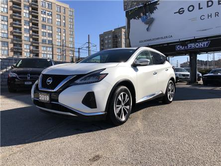 2019 Nissan Murano  (Stk: P5233) in North York - Image 1 of 30