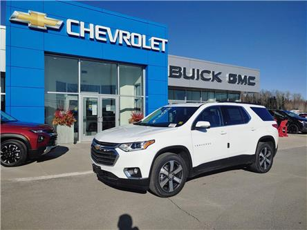 2021 Chevrolet Traverse LT True North (Stk: 21336) in Haliburton - Image 1 of 11