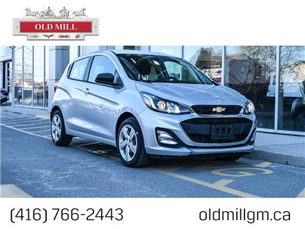 2021 Chevrolet Spark LS CVT (Stk: MC701491) in Toronto - Image 1 of 15