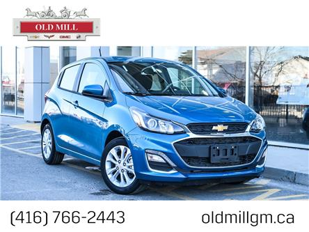 2021 Chevrolet Spark 1LT CVT (Stk: MC737942) in Toronto - Image 1 of 22