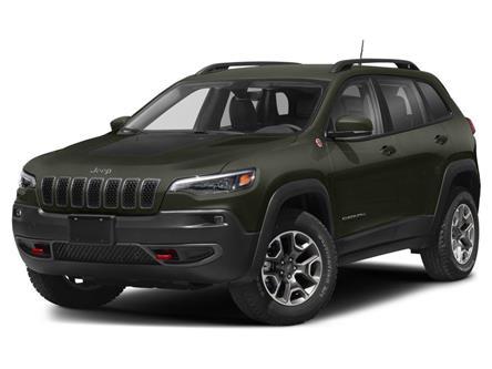 2021 Jeep Cherokee Trailhawk (Stk: M038) in Miramichi - Image 1 of 9