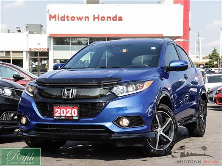2020 Honda HR-V Sport (Stk: P14501) in North York - Image 1 of 29
