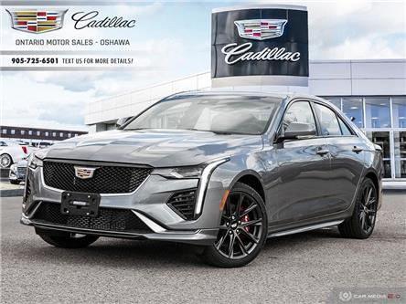 2021 Cadillac CT4 Sport (Stk: 1121196) in Oshawa - Image 1 of 18