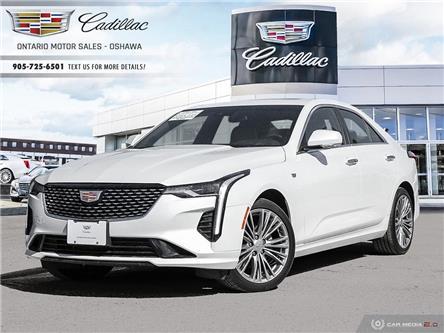 2020 Cadillac CT4 Premium Luxury (Stk: 0151536) in Oshawa - Image 1 of 22