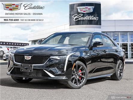 2021 Cadillac CT4 Sport (Stk: 1121725) in Oshawa - Image 1 of 18