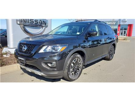 2020 Nissan Pathfinder SL Premium (Stk: P2019) in Courtenay - Image 1 of 8