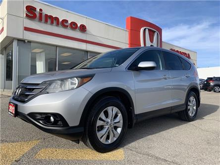 2013 Honda CR-V EX-L (Stk: 20160B) in Simcoe - Image 1 of 22