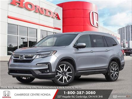 2021 Honda Pilot Touring 7P (Stk: 21702) in Cambridge - Image 1 of 24