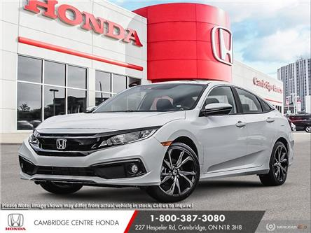 2021 Honda Civic Sport (Stk: 21707) in Cambridge - Image 1 of 24