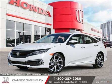 2021 Honda Civic Touring (Stk: 21698) in Cambridge - Image 1 of 24