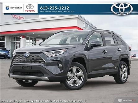 2021 Toyota RAV4 Hybrid Limited (Stk: 60290) in Ottawa - Image 1 of 23
