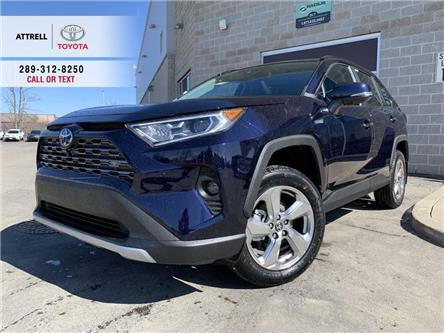2021 Toyota RAV4 HYBRID LIMITED (Stk: 49059) in Brampton - Image 1 of 25