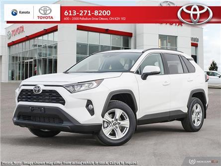 2021 Toyota RAV4 XLE (Stk: 90999) in Ottawa - Image 1 of 24