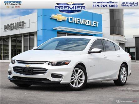 2016 Chevrolet Malibu 1LT (Stk: 210494A) in Windsor - Image 1 of 27