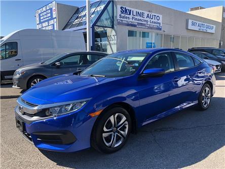 2017 Honda Civic LX (Stk: ) in Concord - Image 1 of 17