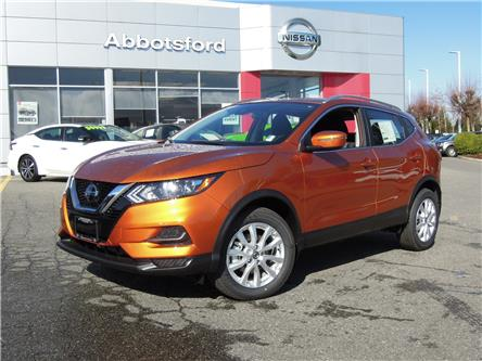 2021 Nissan Qashqai SV (Stk: A21078) in Abbotsford - Image 1 of 28
