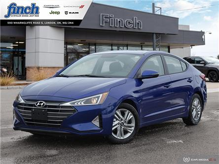 2020 Hyundai Elantra  (Stk: 100783) in London - Image 1 of 27