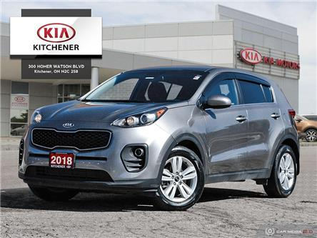 2018 Kia Sportage LX (Stk: D21156A) in Kitchener - Image 1 of 28