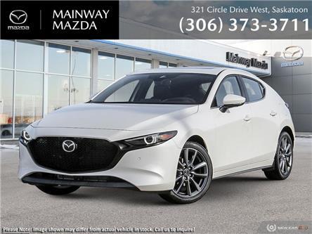 2021 Mazda Mazda3 GT w/Premium Package (Stk: M21161) in Saskatoon - Image 1 of 23