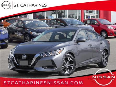 2021 Nissan Sentra SV (Stk: SE21003) in St. Catharines - Image 1 of 23