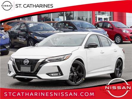 2021 Nissan Sentra SR (Stk: SE21011) in St. Catharines - Image 1 of 23