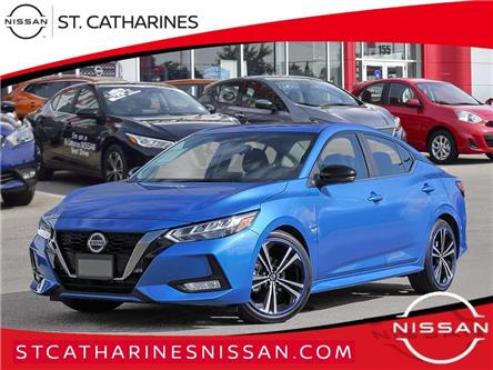 2021 Nissan Sentra SR (Stk: SE21010) in St. Catharines - Image 1 of 19