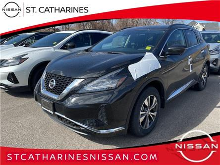 2021 Nissan Murano SV (Stk: MU21012) in St. Catharines - Image 1 of 5