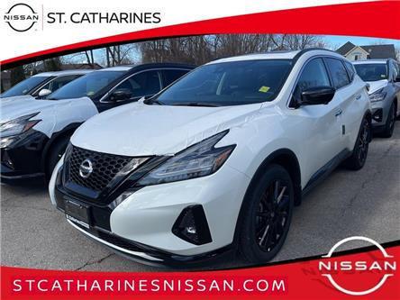 2021 Nissan Murano Midnight Edition (Stk: MU21013) in St. Catharines - Image 1 of 5