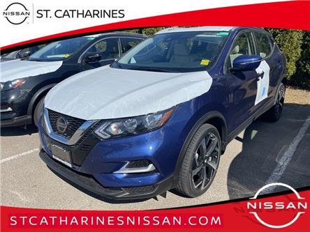 2021 Nissan Qashqai SL AWD CVT (Stk: QA21004) in St. Catharines - Image 1 of 5