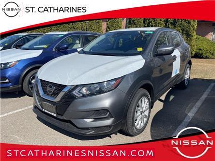 2021 Nissan Qashqai S AWD CVT (Stk: QA21001) in St. Catharines - Image 1 of 5