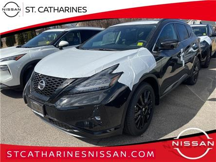 2021 Nissan Murano Midnight Edition (Stk: MU21014) in St. Catharines - Image 1 of 5