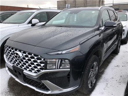 2021 Hyundai Santa Fe Preferred (Stk: 30854) in Scarborough - Image 1 of 5