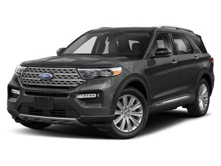2021 Ford Explorer XLT (Stk: 21100) in Smiths Falls - Image 1 of 9