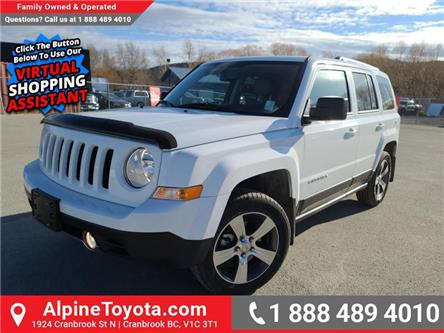 2016 Jeep Patriot Sport/North (Stk: X058663B) in Cranbrook - Image 1 of 22