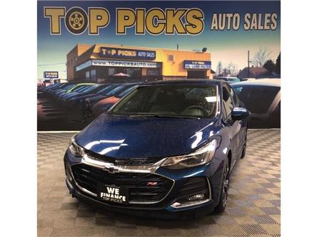 2019 Chevrolet Cruze LT (Stk: 110627) in NORTH BAY - Image 1 of 29