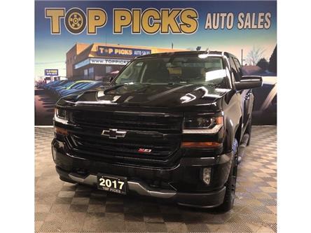 2017 Chevrolet Silverado 1500 LT (Stk: 500326) in NORTH BAY - Image 1 of 30