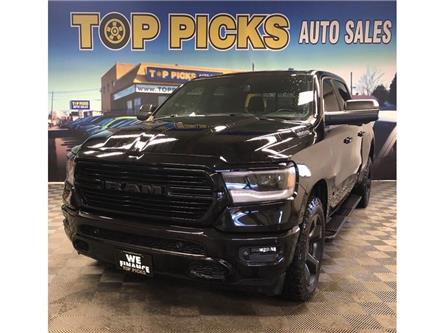2019 RAM 1500 Sport (Stk: 757053) in NORTH BAY - Image 1 of 30