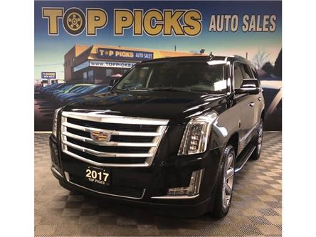 2017 Cadillac Escalade Premium Luxury (Stk: 289191) in NORTH BAY - Image 1 of 30